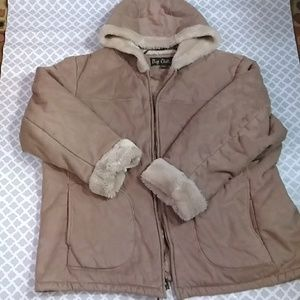 BIG CHILL JAKET WOMAN'S SIZE 2X